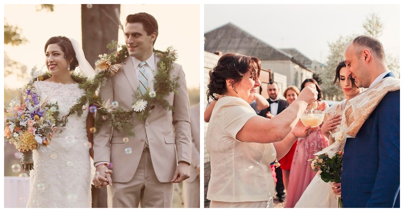 8 Amazing Wedding Traditions from Around the World
