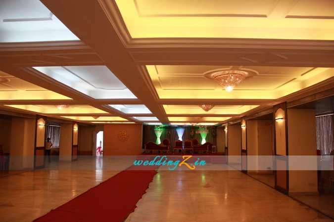 The Satyabhama Hotel Chembur Mumbai - Banquet Hall