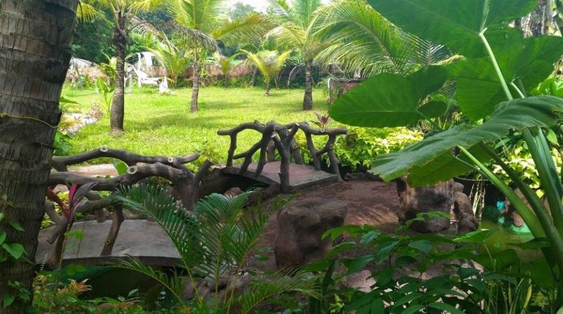 Amantes Paraiso Parra Goa - Wedding Lawn