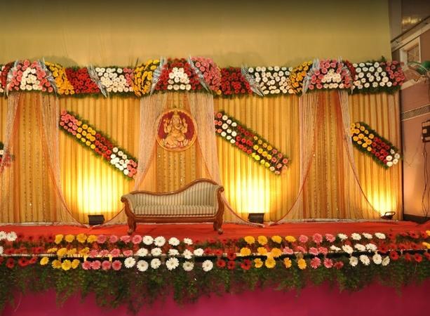 Ramasamy Kalyani Thirumana Mahal Poonamallee Chennai - Wedding Hotel