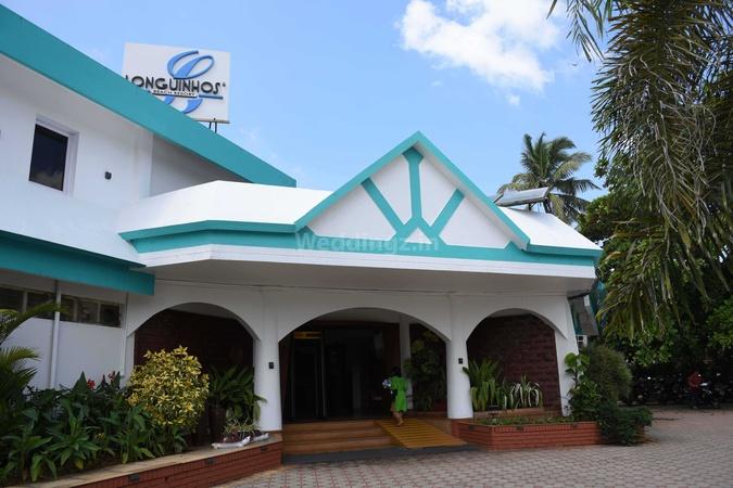 Longuinhos Beach Resort Colva Goa - Banquet Hall
