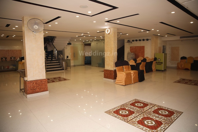 Eleven Heights Arera Colony Bhopal - Banquet Hall
