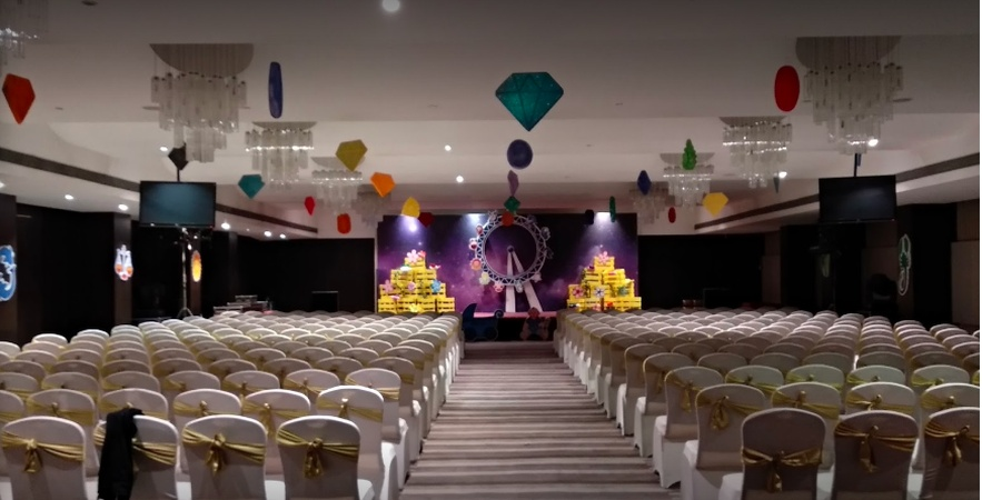 3D Destination Mukundnagar Pune - Banquet Hall