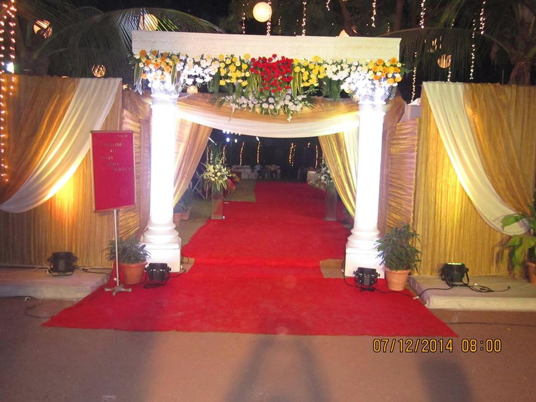 Bageecha malad wedding bands