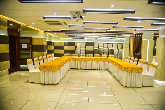 Hotel Orange International Varachha Surat - Banquet Hall