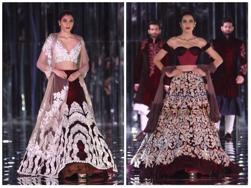 Manish Malhotra\'s New Bridal Collection at ICW 2017 - We Love Alia\'s ...