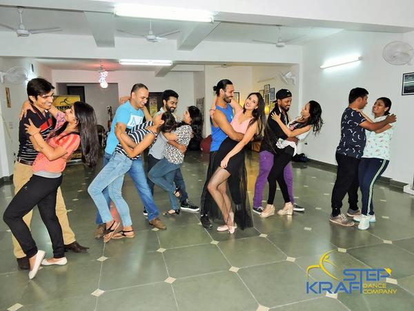 Step Craft Dance Academy | Delhi | Dance