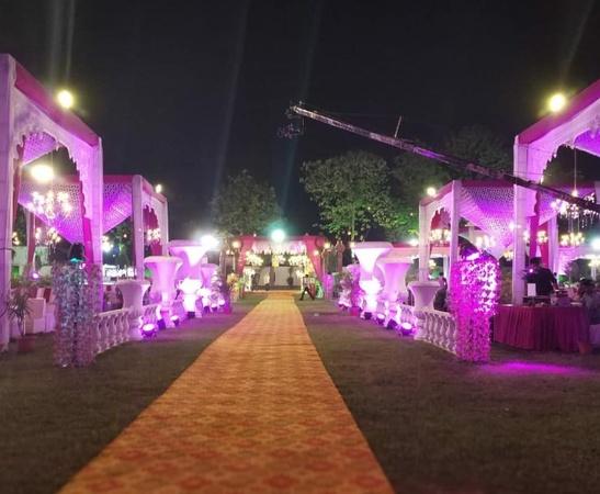 Hotel Lal Haveli Karmeta Jabalpur - Banquet Hall