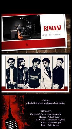 Rivaaaz The Band | Delhi | Variety Arts