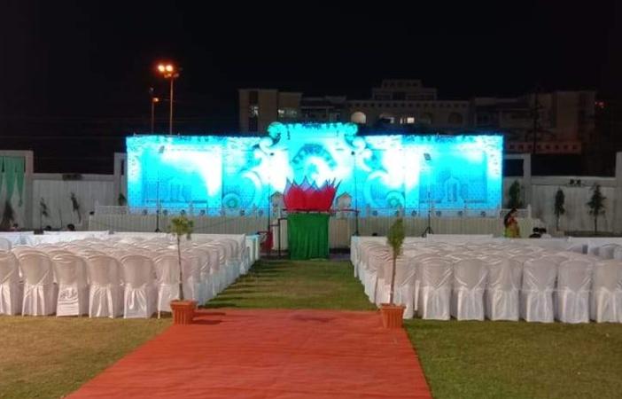 Utsav Lawn Mankapur Nagpur - Banquet Hall