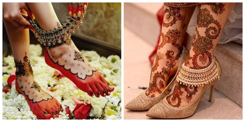 15 Gorgeous and Trending Paayal Designs that every Bride-To-Be must check out!