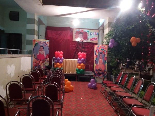 Nimantran Garden George Town Prayagraj - Banquet Hall