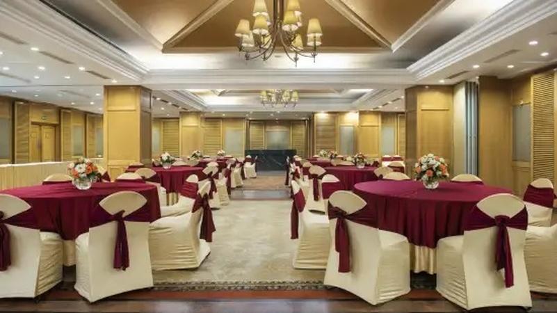 Sarovar Portico Surajkund Faridabad - Banquet Hall