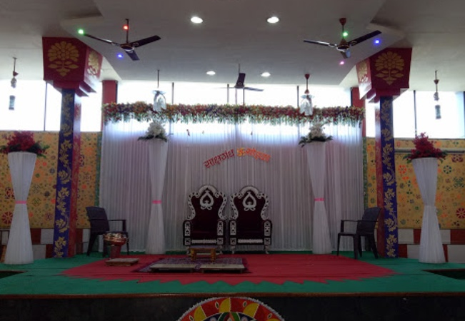 Shree Bhawani Sabhagruh Manewada Road Nagpur - Banquet Hall