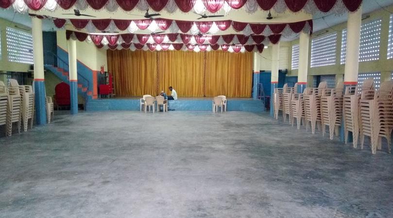 G R N Mahal Pattabiram Chennai - Banquet Hall