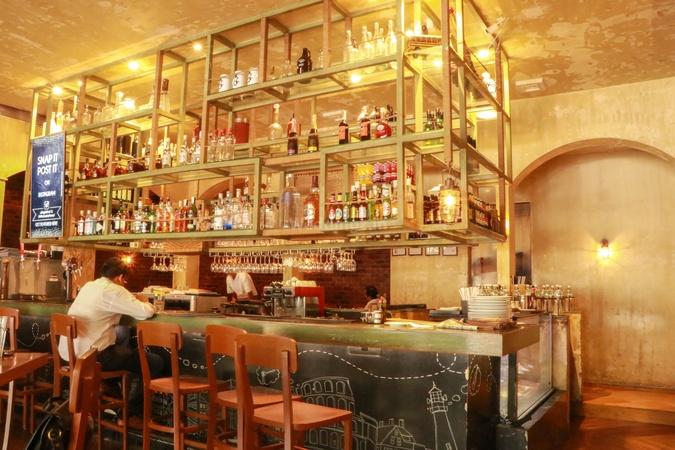 Mia Cucina Bandra Mumbai - Cocktail Venues
