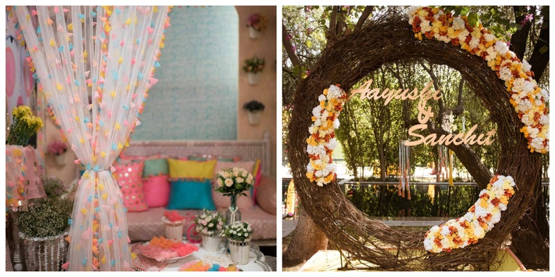 10 Mehendi Decor ideas to add oomph to your wedding!
