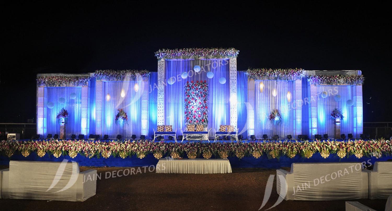 Jain decorators wedding decorator in mumbai weddingz overview junglespirit Image collections