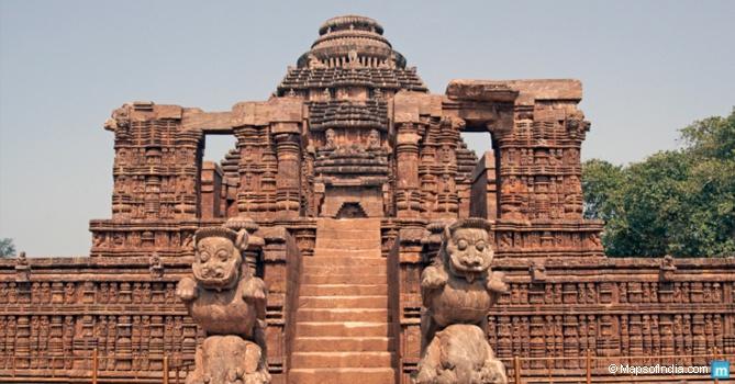 7. Konark Sun Temple, Odisha