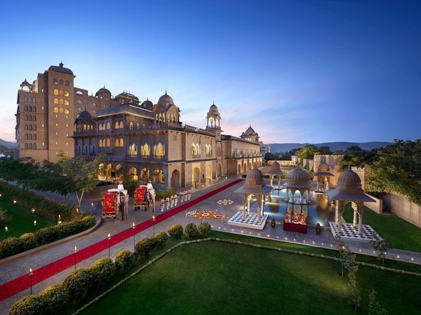 Fairmont Kukas Jaipur - Banquet Hall