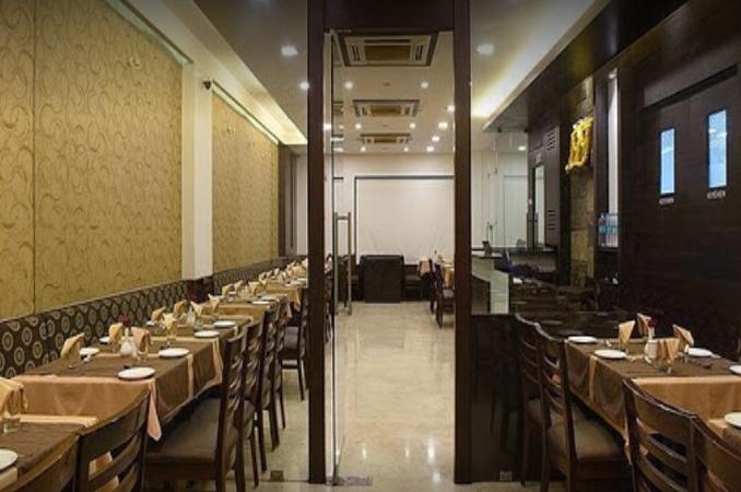 Kamaths Govindashram Kalyan Mumbai - Banquet Hall