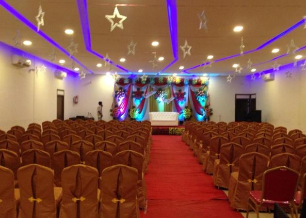 Veg Aroma Gangapur Road Nashik - Banquet Hall