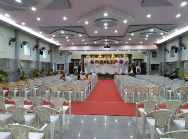 Sri Dharmastala Manjunatha Swamy Kalyana Mantapa Basavanagudi Bangalore - Banquet Hall