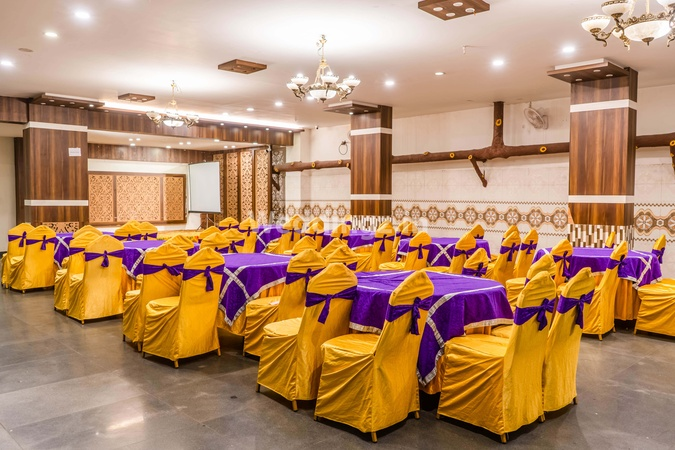 Gracious Inn Hotel Civil Lines Gurugram - Banquet Hall