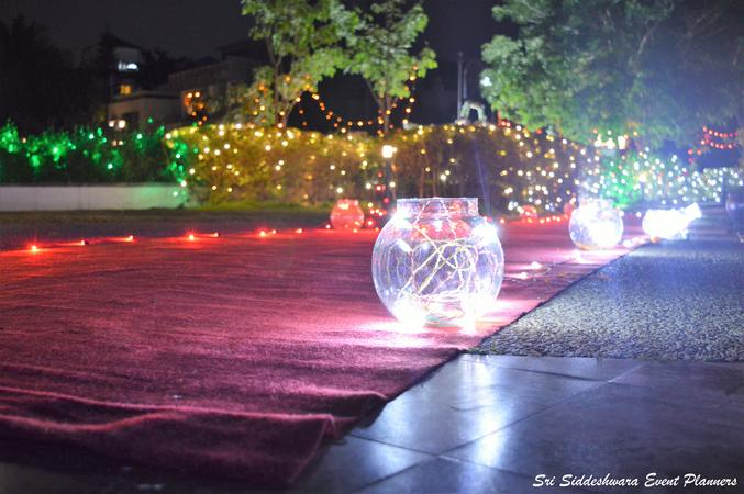 Sri Siddeshwara Event Planners | Bangalore | Wedding Planners