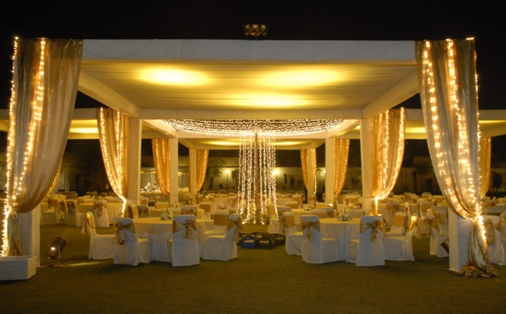 Maple Green Resort Indirapuram Ghaziabad - Banquet Hall