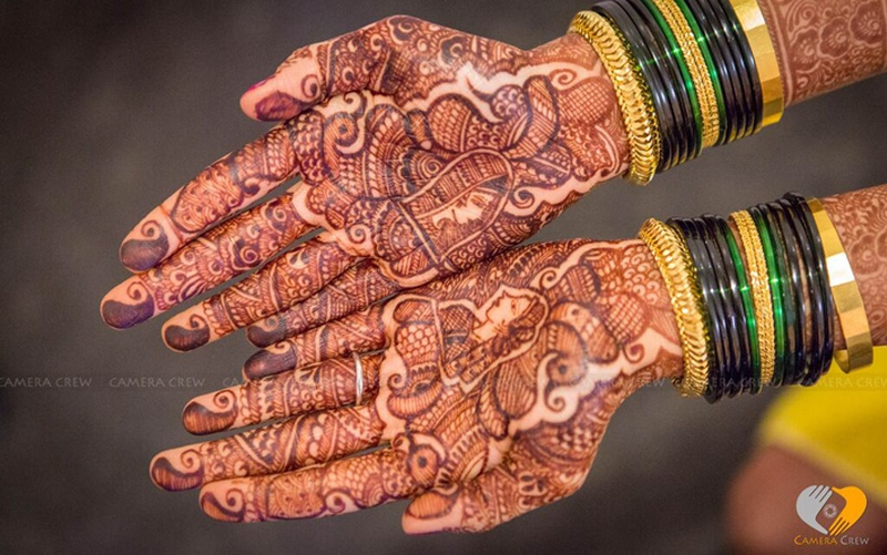 Bridal Beauty Tricks: 10 Tips for Dark and Lasting Mehndi