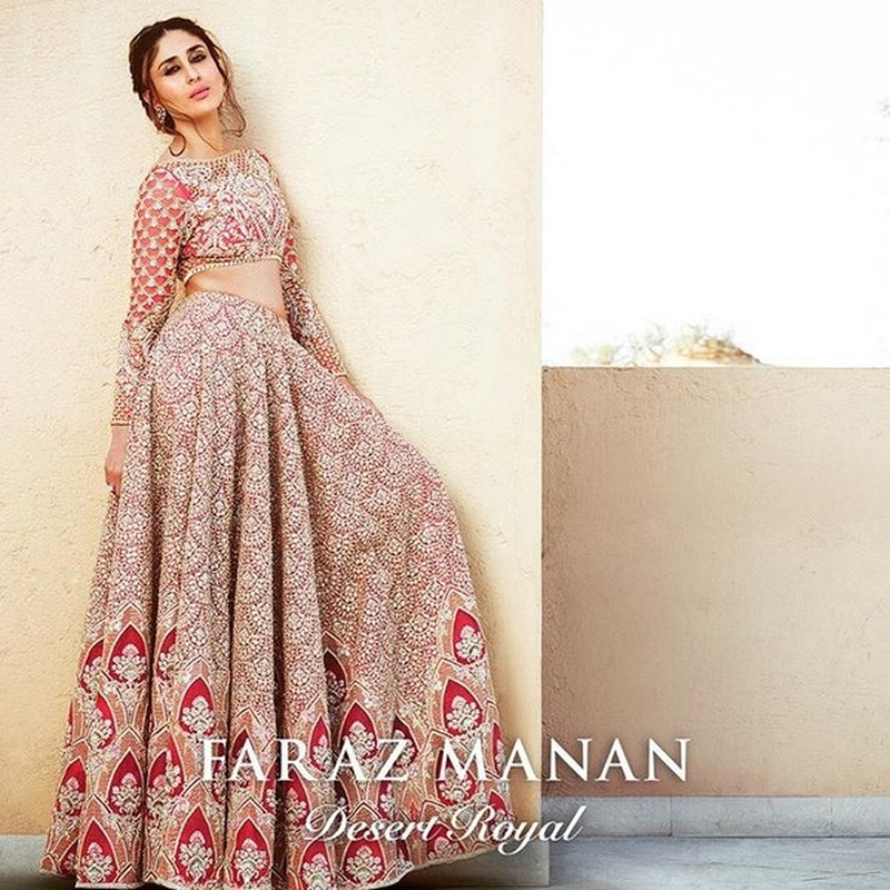 Kareena Kapoor for Faraaz Manan\'s Latest, Great Picks for Day ...