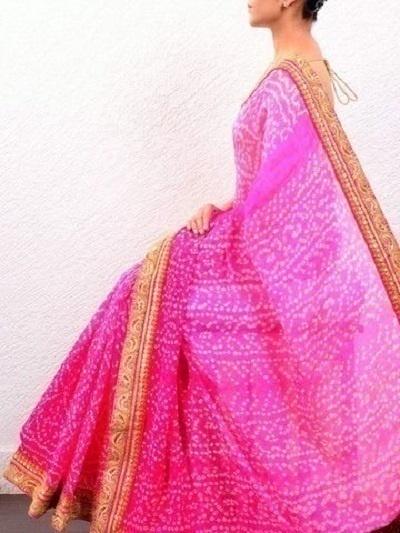 Bandhani from Gujarat