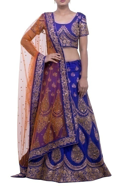 5 Lehenga Shops in Kolkata You Must Check Out for Gorgeous Bridal Wear! - Blog