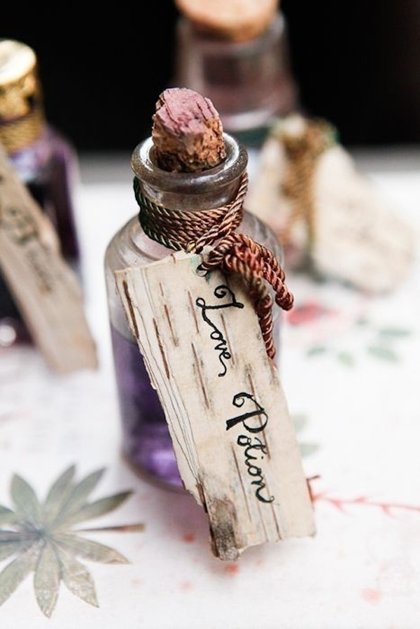 Spread The Love: Giveaway Alcohol In The Form Love Potions
