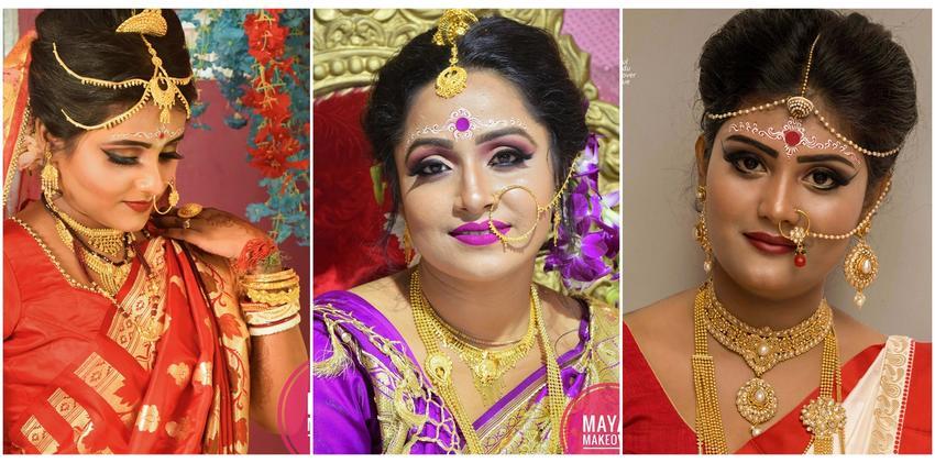 Mayaz Makeover | Kolkata | Makeup Artists