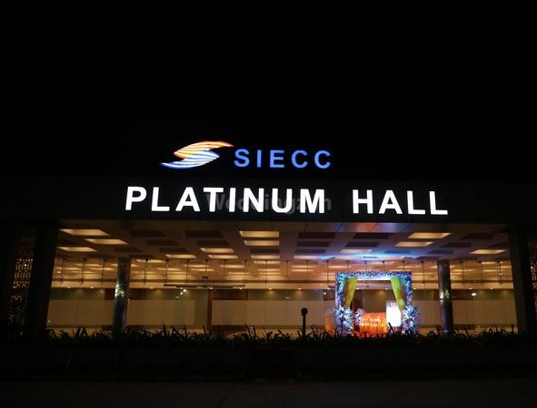 Sarsana Convention Centre Sarsana Surat - Banquet Hall