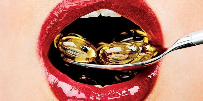Beauty Vitamins: