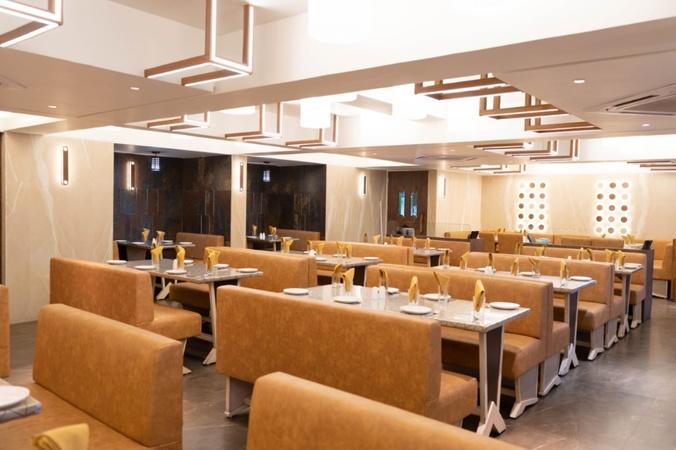 Navjivan Restaurant Nana Varachha Surat - Banquet Hall