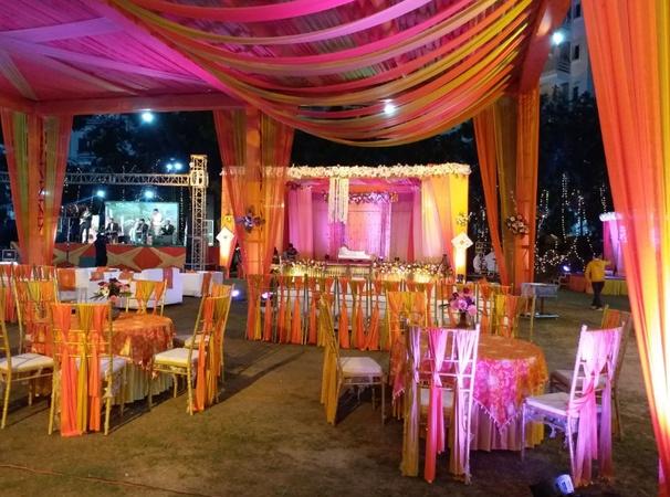 Himalaya Gardens Rajpur Road Dehradun - Banquet Hall