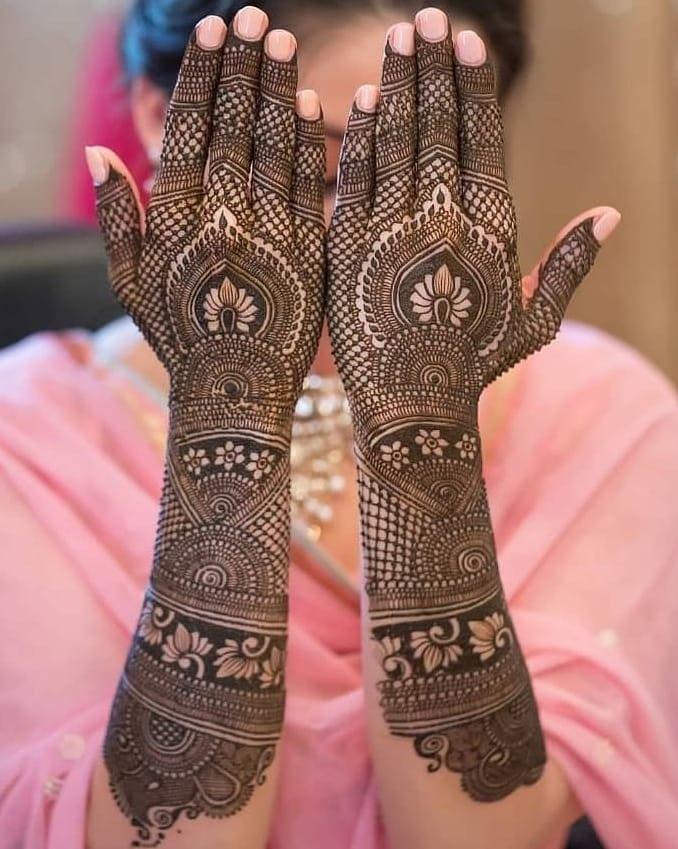Wedding Indian Bridal Mehndi Designs