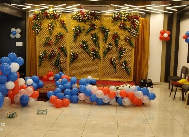 Shanthi Sagar Grand Malleshwaram Bangalore - Banquet Hall