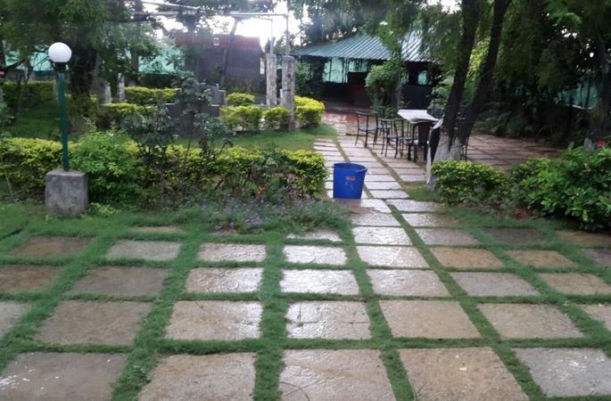 Happy Home Farm House Medchal Hyderabad - Wedding Lawn