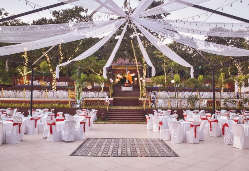 Luxury Wedding Venues in Candolim, Goa to Host a Lavish Extravaganza