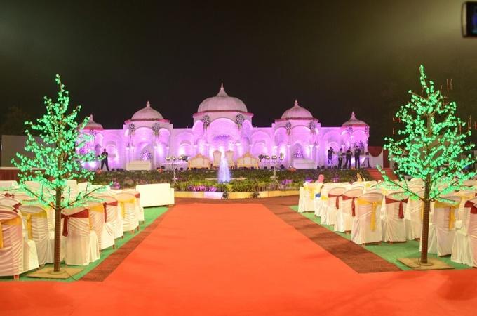Mannat Celebration Hall Thane West Mumbai - Wedding Lawn