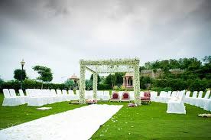 Karan Farm And Garden Shobhagpura Udaipur - Banquet Hall