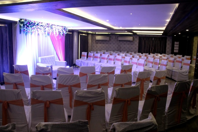 Take It Easy Andheri West Mumbai - Banquet Hall