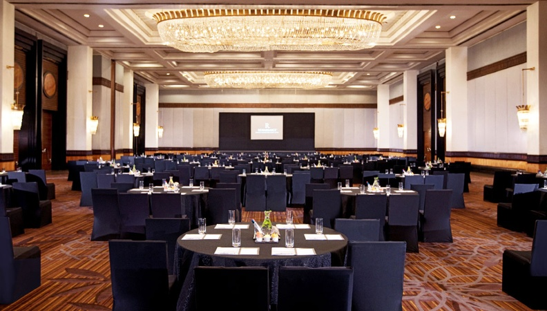 Renaissance Mumbai Convention Centre Hotel Powai Mumbai - Banquet Hall