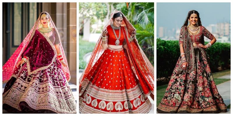 10 Sabyasachi Brides who Stole the Show in 2019 #Weddingz2019Rewind