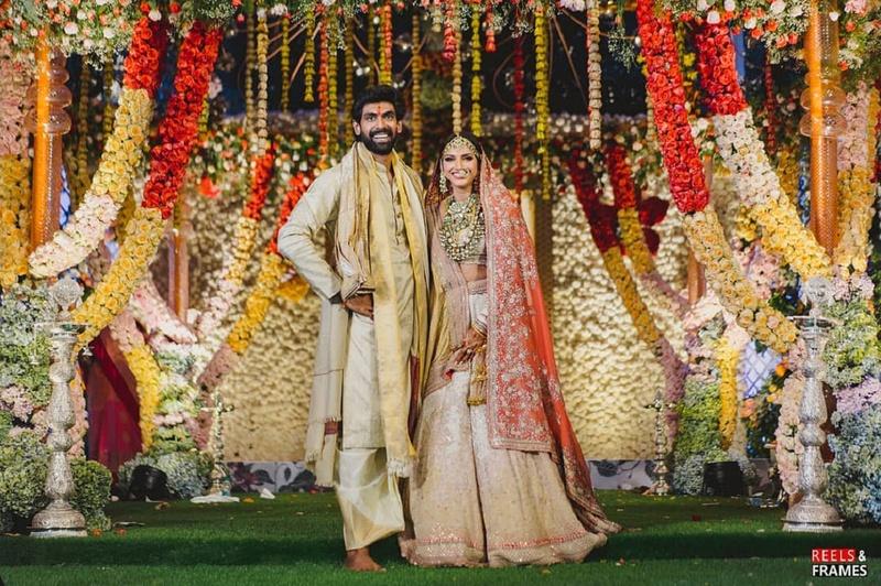 Rana Daggubati and Miheeka Bajaj Lockdown Wedding: A Journey in Pictures